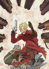 枪神TRIGUN 剧场版 -Badlands Rumble-
