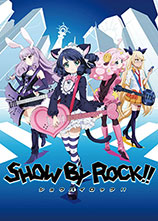 SHOW BY ROCK!!